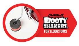 Booty Shakers Antideslizante para Napo