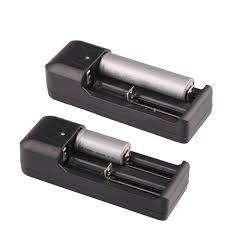 Cargador De Bateria De Litio Ultrafire 18650 123a 16340