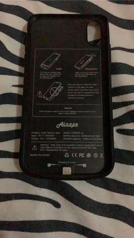 Battery case para Iphone