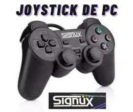 JOYSTICK PC ANALOGO SIGNUX con garantía y entrega a domicilio.