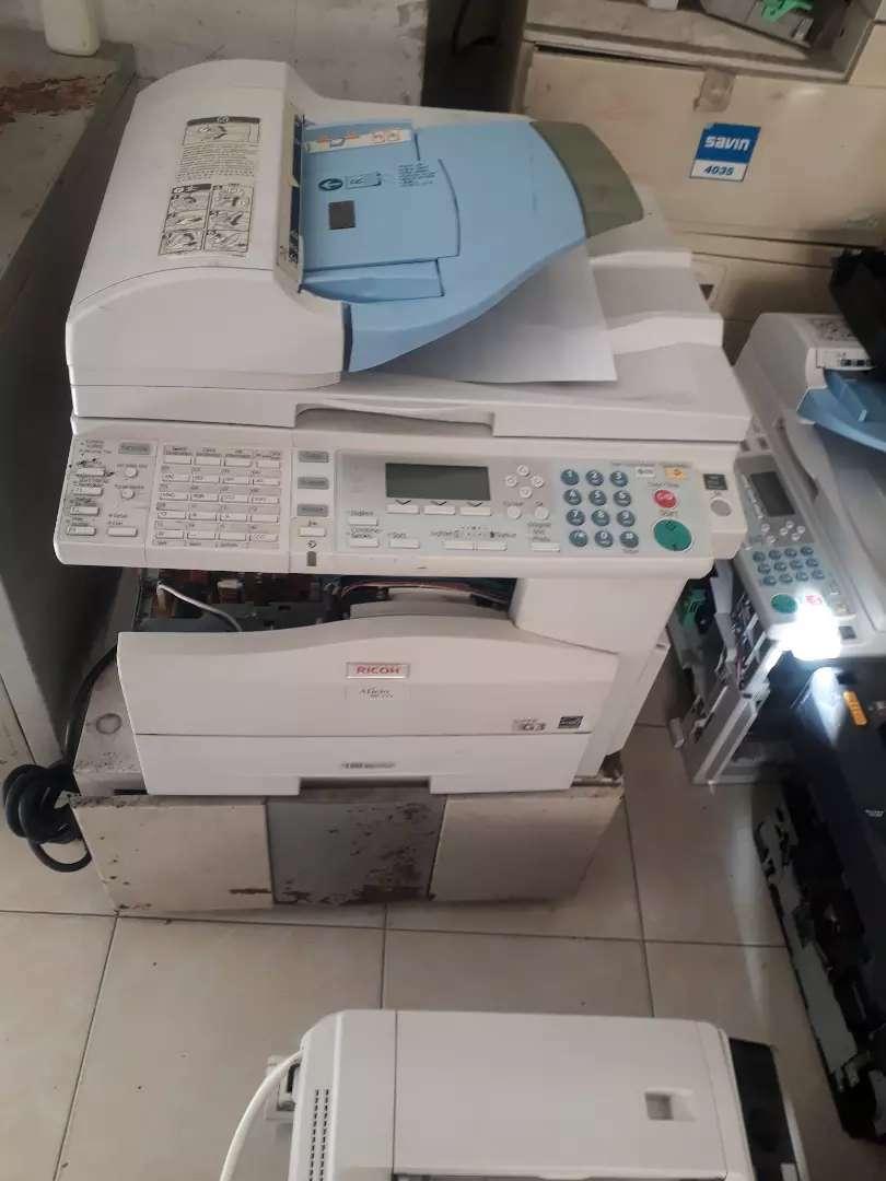 Repuestos fotocopiadora Ricoh 171 y 201