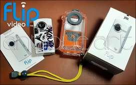 A64 Videocamara Flip Video Ultra Hd Hdmi Case Waterproof