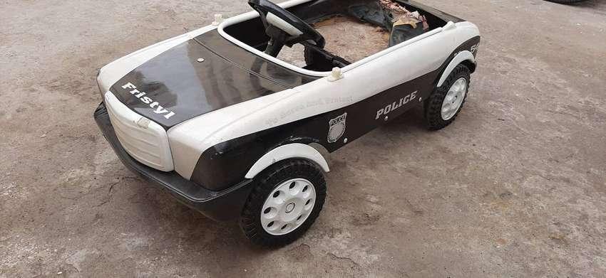 Carro de pedal 0