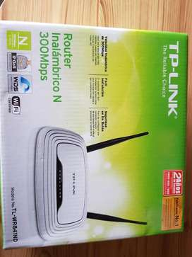Router Inalambrico N 300 Mbps