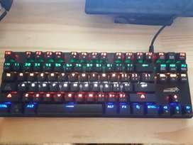 Teclado MECANICO GAMER Sentey Gs-510