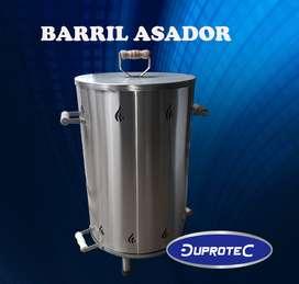 BARRIL ASADOR !!!