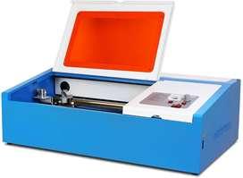 Maquina laser Corte y Grabado de 40W Co2 Area de 12 x 8 pulgadas  artes  manualidades,  puerto USB, Cuero ,Papel,Acrilic