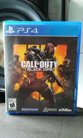 Call of Duty BO4 PS4