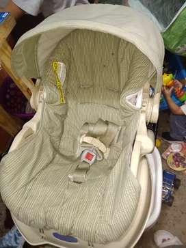 Vendo silla marca GRACO