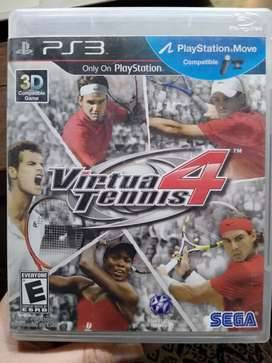 Virtual Tenis 4 PS3