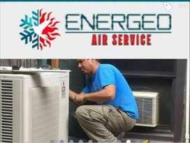instaladores de aire acondicionado todas las marcas, tecnicos matriculados con 10 años de experiencia.