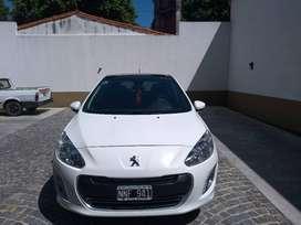 Peugeot 308 feline 2014