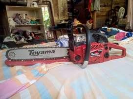 Vendo moto sierra