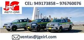 ALQUILER DE CAMIONETAS ,CUSTER , VANS,COMBIS ,BUSES