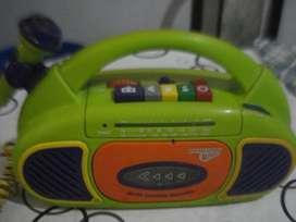 vemta de Radiograbador para chicos Philco Kids Kprg404 originaFunciona