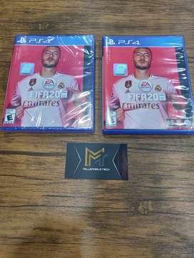 FIFA 20  ps4 nuevo y usado