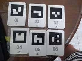 play cards de realidad aumentada para ps vita