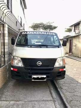 Buseta Nissan
