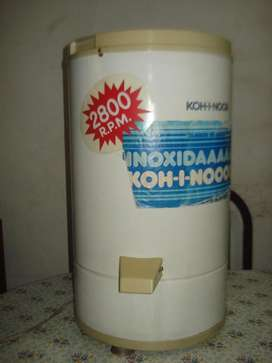 Secarropas Centrifugo Kohinoor 5.2kg Excelente Funcionamient