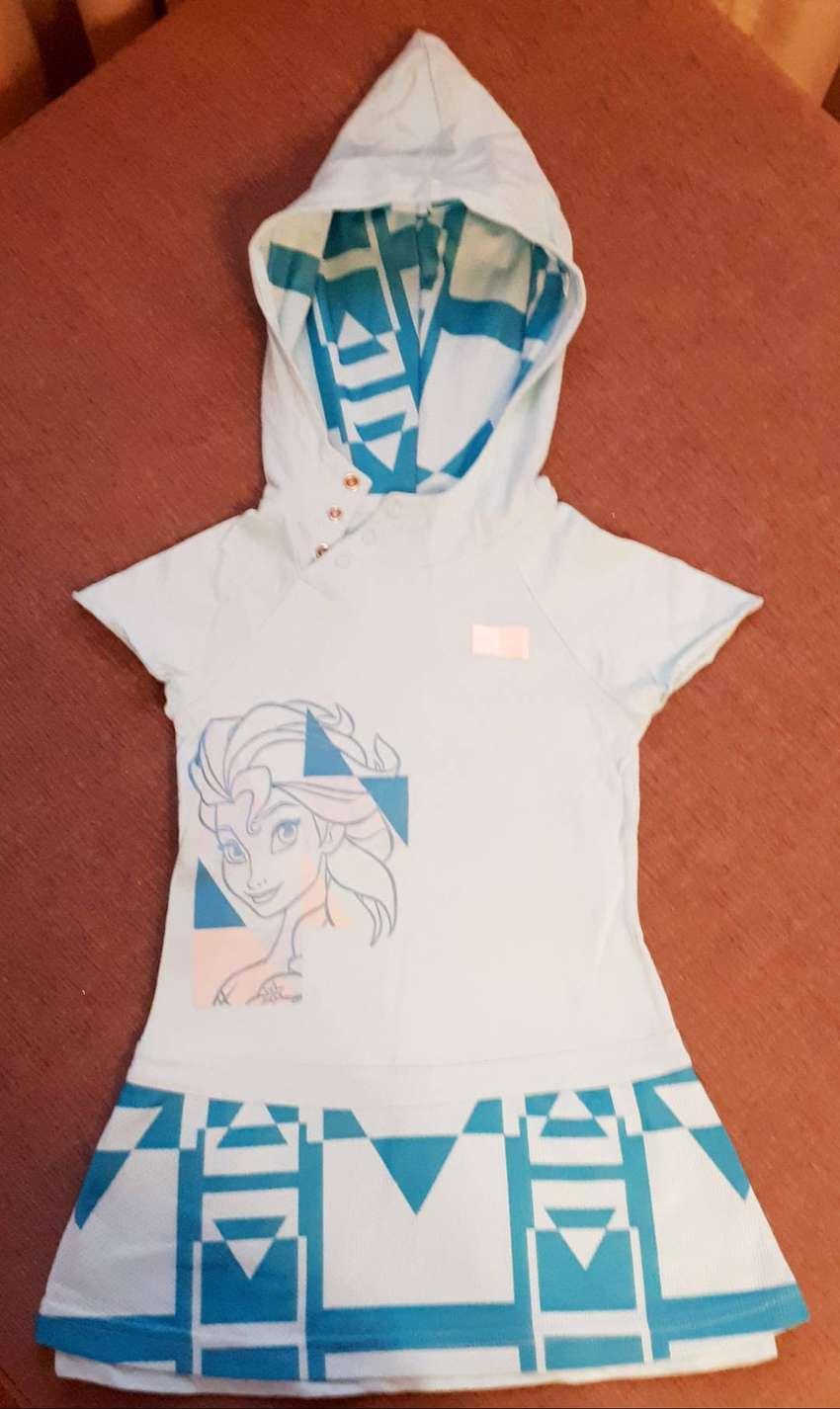 Vestido Adidas original Frozen!!! 0