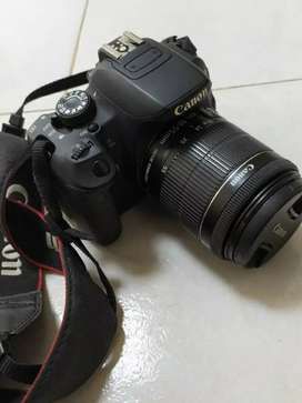Venta cámara usada