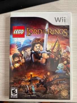 Lego Señor de los Anillos - Wii