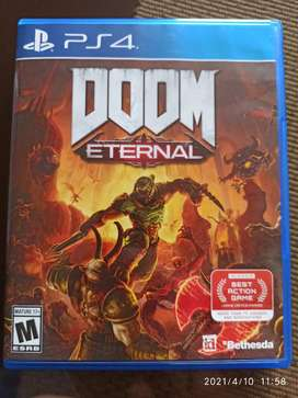 Doom Eternal PS4 Usado