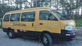 Vendo furgoneta Kia