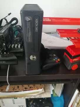Vendo hermoso xbox 360 como nuevo
