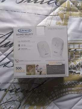Monitor de sonido para bebés