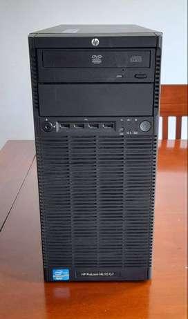 Computador HP PROLIANT ML110G7