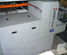 PREPRENSA DIGITAL CTP MAKO 4