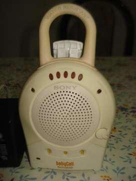 Venta de Baby Call Sony Ntm 910 muy buen alcance y sonido