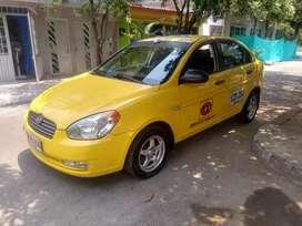 Taxi Hyundai Accent Visión 1.4