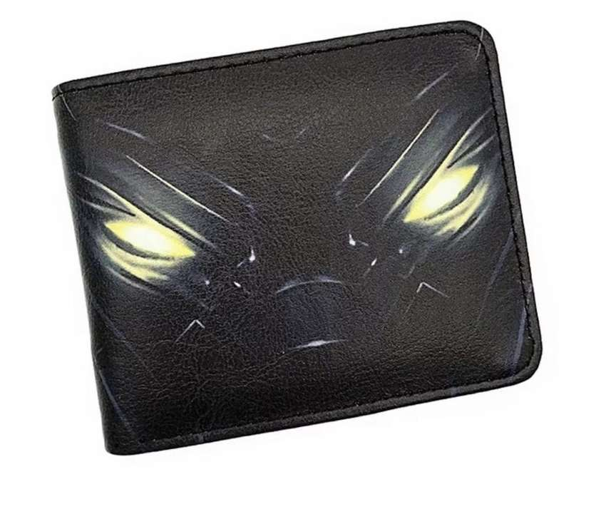 Billetera Black Panter Marvel Comics 0