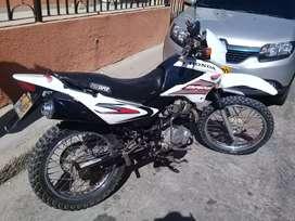 Moto Honda Bross