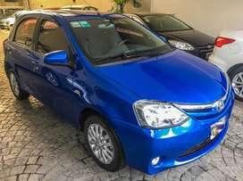 Toyota Etios Xls 5 Ptas 2014