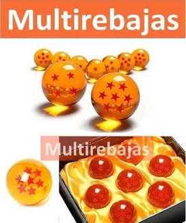 Divertidas Esferas De Dragon Ball Z