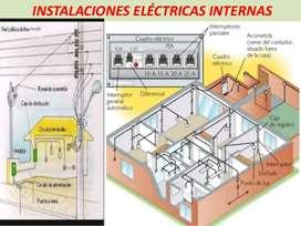 SOY TÉCNICO ELECTRICISTA LLAMANOS