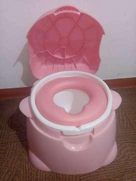 Asiento de Baño , basinica , baño bebe , silla entrenadora