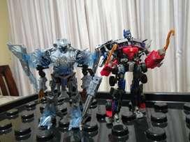 Optimus Prime y Megatron