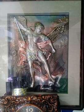 Cuadro  de san miguel arcangel nuevos por mayor y  detal