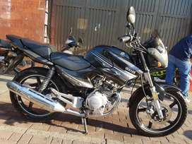 Yamaha Ybr 125 mod 2015 al dia febrero 2021