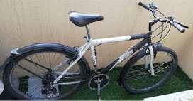 Bicicleta todo terreno adulto