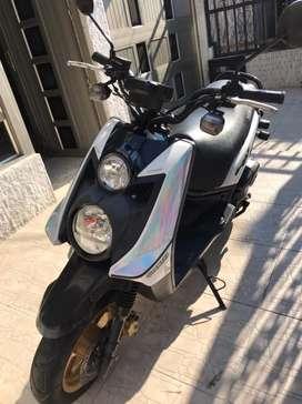 Moto BWS 2015