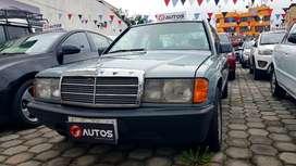 Mercedes Benz 190e 1983 2.0l 4 Cilindr