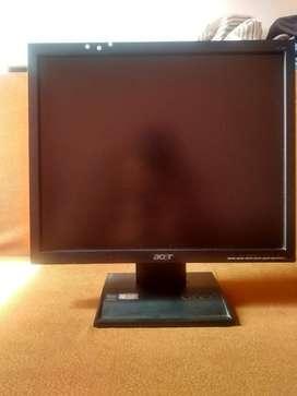 Monitor Acer,exelente Estado Y Cable