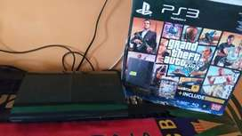 Se vende playstation 3 super slim