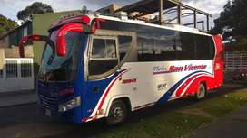 Venta Permuta Bus Frr Flota San Vicente