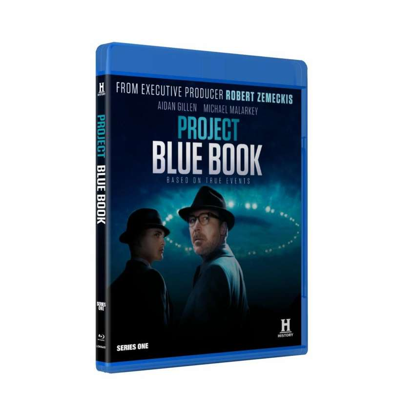 Project Blue Book Bluray Ingles Subt Español 0